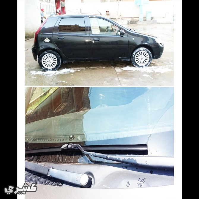 قم بتنظيف السيارة لضمان وضوح الرؤيه