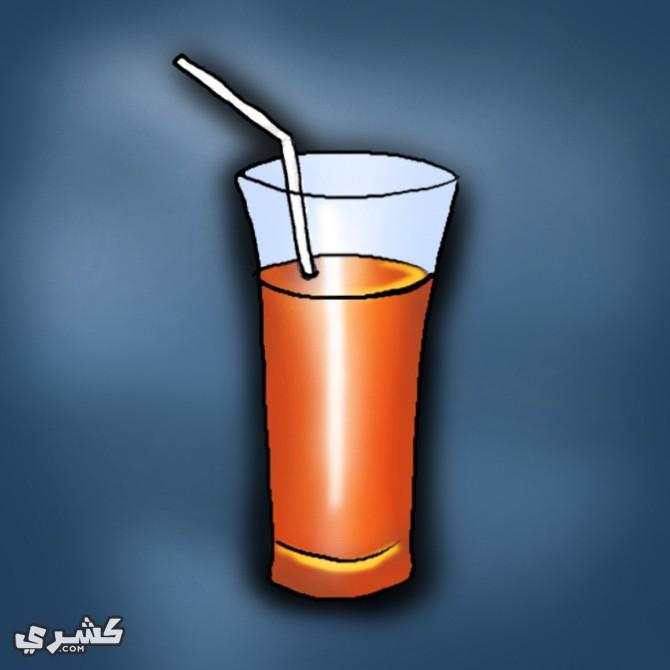 اشرب مشروبات الطاقة الطبيعية