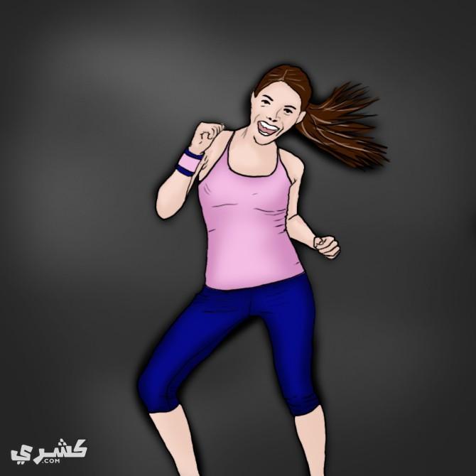 قوِّي عضلاتك  وتحرك