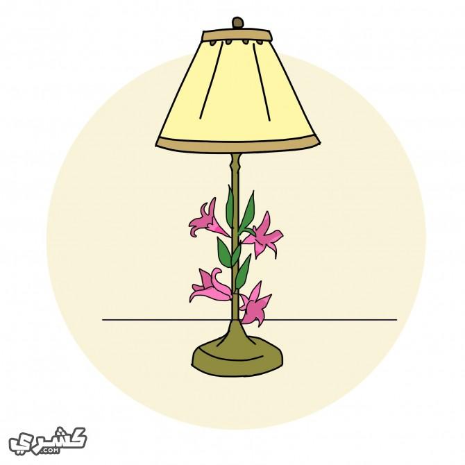 حولي المصباح الكهربائي الي مصدر معطر