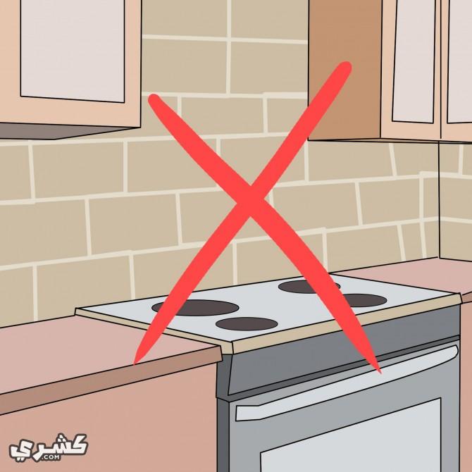 لا تضعه في المطبخ