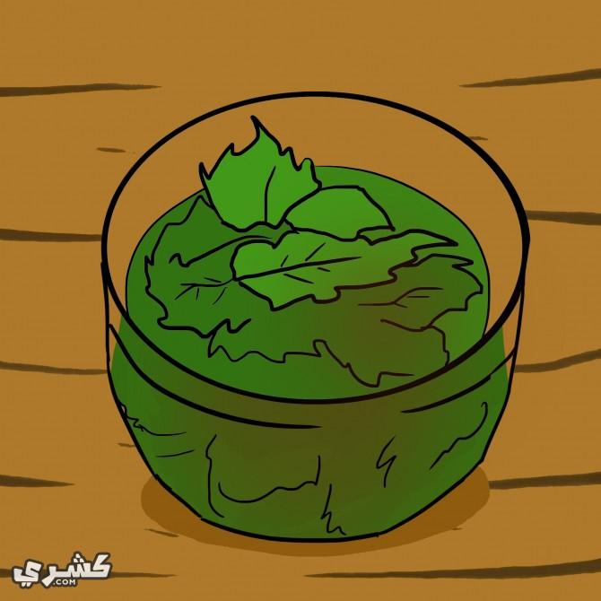 قم بإضافة الزيت النباتي