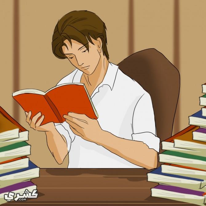اقرأ كتابا جديدا كل أسبوع