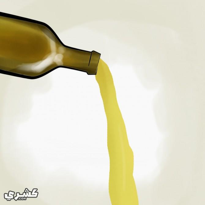 استهلك الزيت المخزون خلال سنتين