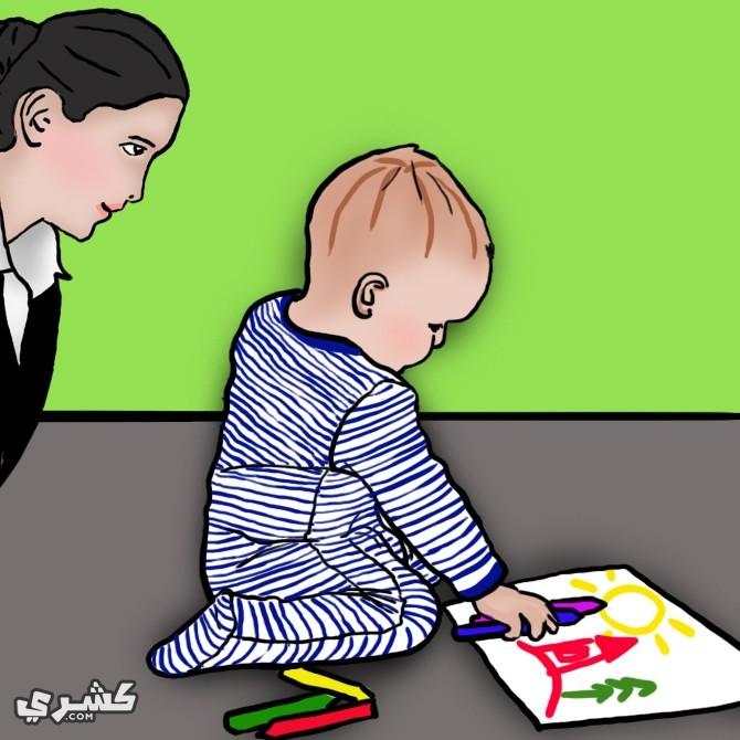 ابحث عن موهبة ابنك واكتشفها من خلال البيئة المحيطة