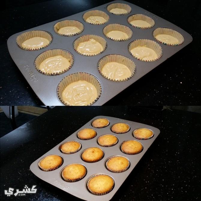اخبزي الكيك