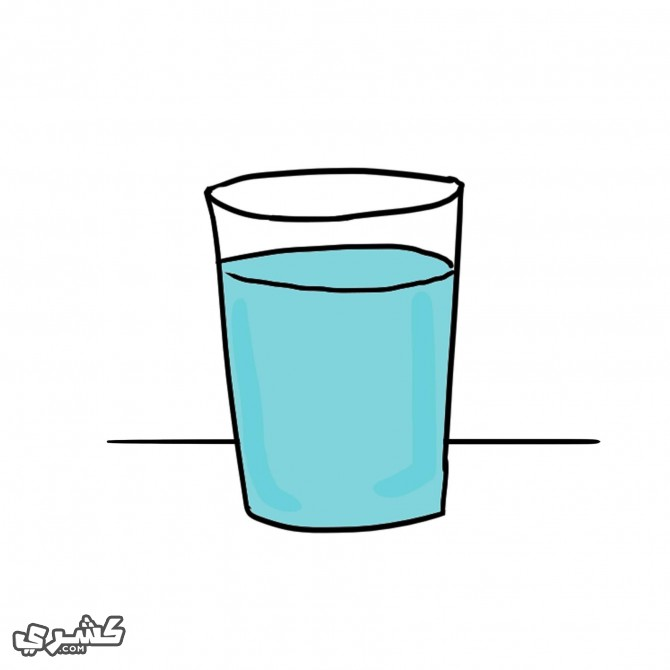 اشرب الماء بكمية كافية