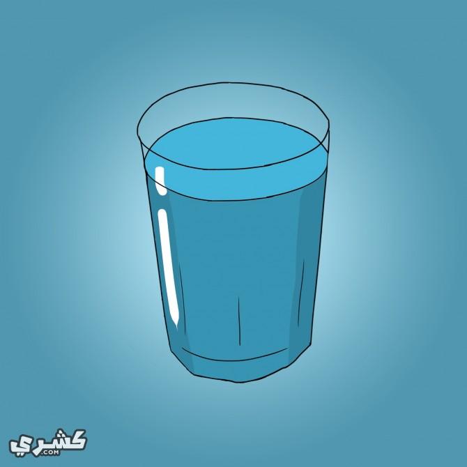 اشرب الماء بكثرة و على فترات