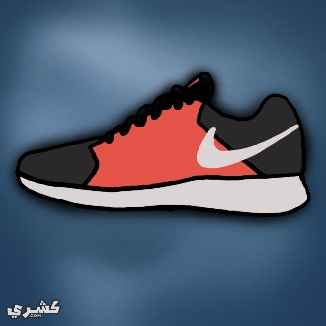 ارتد حذاء مريحا