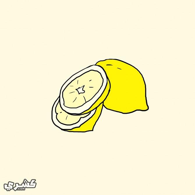 استخدم الملح و الليمون