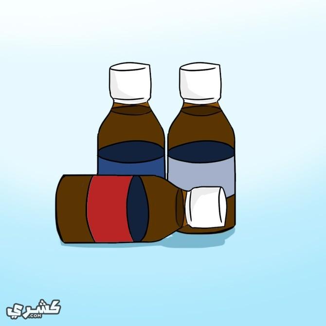استعمل بعض المصنوعات الدوائية  للقضاء على رائحة الفم الكريهة