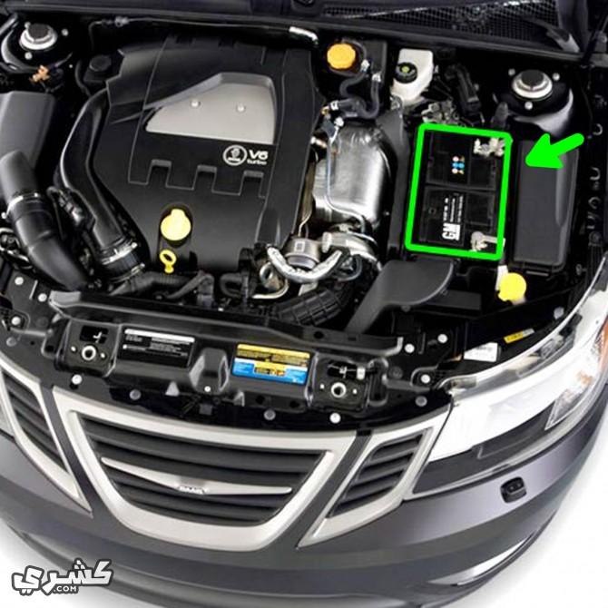 اشتر البطارية التي يتناسب حجمها مع الجزء المخصص لها في السيارة