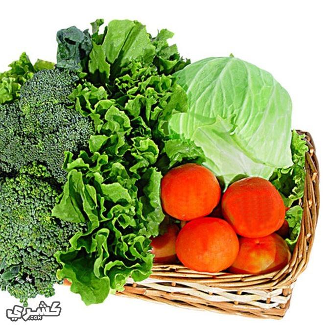 تجنب الفاكهة و الخضراوات المقطعة