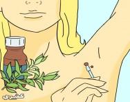 كيف تتخلص من الزوائد الجلديه