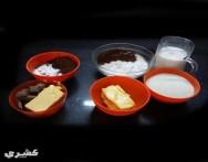 طريقة عمل كيك الشوكولاتة براونيز