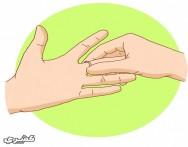 كيف يمكنك نزع الخاتم الضيق عن اصبعك بامان