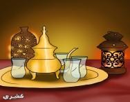 كيف تعدين ديكور مائدتك في رمضان