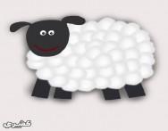 كيف تصنعين لعبة خروف العيد لأطفالك